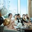 ヨコハマ グランド インターコンチネンタル ホテル:【みなとみらい絶景満喫】光溢れるチャペル×ホテルランチ&特典