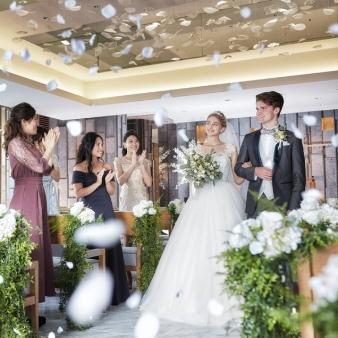 スイスホテル南海大阪:【6~30名様】2ヵ月で準備OK★少人数結婚式スイーツ相談会
