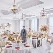 【新スタイルWを体感!今なら特別プランをご案内!】等身大のおふたりで1日を過ごせる洗練された貸切空間。感謝を紡ぐサンフィレール岡崎の結婚式の魅力をぜひご体感ください。