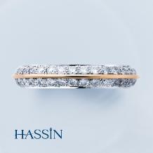 HASSIN BRIDAL(宝石の八神)_ブシュロン エターナルグレース