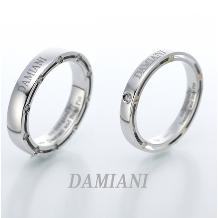 HASSIN BRIDAL(宝石の八神)_【DAMIANI(ダミアーニ)】 ディ・サイド