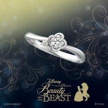 トミタ_Disney 美女と野獣ブライダルコレクション 〈プレジャー・イン・ラブ〉