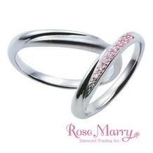 Sakai & Rose Vie(サカイ アンド ローズ ヴィ)_グラデーションがキュート!THE KISSとRose Marryのコラボリング