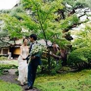 南禅寺参道 菊水 (きくすい):【7月8月限定】庭園をより素敵に活用したカップル事例ご相談会