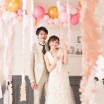 トータルスタジオ フォセット:【洋装撮影プラン】平日限定!衣装・メイク・撮影料込みで7,777円!