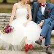 今なら1万円以上のご成約特典付き♪フォト婚/前撮りを急ぎたいカップル必見。予算面や準備面、全て経験豊富なスタッフがしっかりサポート!!