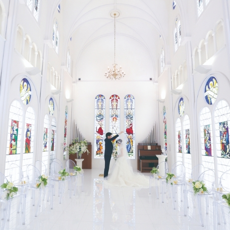 Pure Chapel:【予算重視の方】11万0000円で挙式が叶う相談会