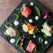 THE GARDEN DINING 弓絃葉:【限定特典付き♪】全館見学×旬を楽しむワンプレート試食フェア