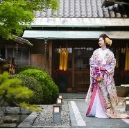 THE GARDEN DINING 弓絃葉:【神殿見学×ワンプレート試食】和彩ウエディングフェア