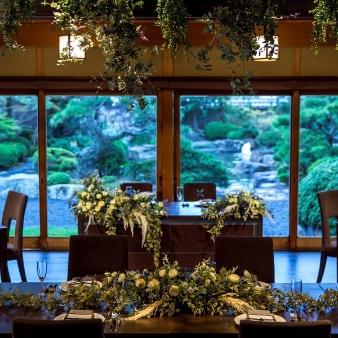 THE GARDEN DINING 弓絃葉:【GW特典◆緑に映える環景◇◇絶品料理試食×全館見学ツアー】