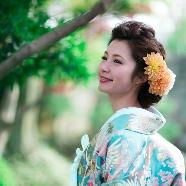THE GARDEN DINING 弓絃葉:【和風も洋風も気になる花嫁様に】本格和風×和モダン体験フェア