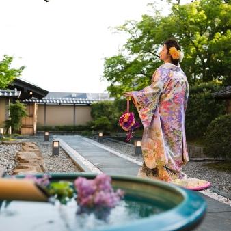 THE GARDEN DINING 弓絃葉:はじめての式場見学に!緑美しい貸切邸宅□癒しの空間体験♪