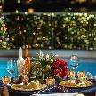 RIVAGE TERRASSE BLANC ANGE (リヴァージュテラス ブランアンジュ):【Xmas限定プレゼント付♪】無料試食!大聖堂×大階段フェア