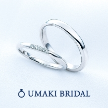 EYE JEWELRY UMAKI(アイジュエリー ウマキ)_【カラー】華奢シンプルはどんなシーンでも使える!