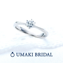 EYE JEWELRY UMAKI(アイジュエリー ウマキ)_【K2】華奢な王道リングで一生ものリングを!