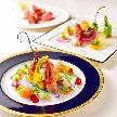 <安全対策強化中・個別対応OK!>豪華な日本料理のホテルランチが楽しめる週末限定のフェア。専属プランナーとの相談会やチャペル見学はもちろん、いま再注目されているホテルWの魅力を体感ください。