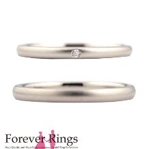 KITAGAWA(キタガワ)_★ペアで10万円+税★の結婚指輪! フォーエバーリングス