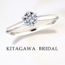 KITAGAWA(キタガワ)_「D-IF-3Ex H&C」最高のプロポーズを演出する婚約指輪★各店10本限定