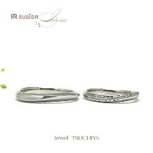 Jewel TSUCHIYA(ジュエル ツチヤ):NEW!二つのデザインを楽しめるrubida Iam「フェリシオン」