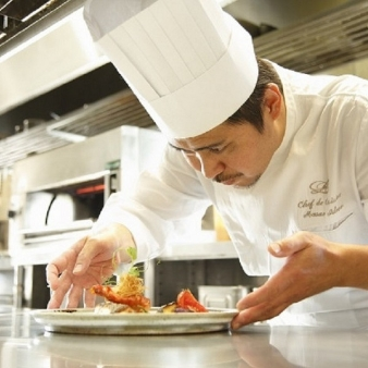 PAVILION COURT(パビリオンコート):【月一BIG☆美術館チケ付】本番コース料理体験!無料試食フェア