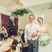 本当に親しい方を招いての少人数結婚式にピッタリのフェア!教会の礼拝堂と、料理が自慢の少人数専門パーティスペースをご案内☆温かく和やかで、皆の思い出に残るアットホーム結婚式をご提案します♪