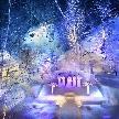 幻想的な氷の館で楽しむホットワインやチーズフォンデュはゲストからも大好評☆1月~3月までの冬婚で使える特別10万プランを紹介!ここでしか楽しめない北海道らしいパーティをご提案♪