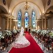 ジャルダンと提携の独立型教会・ローズガーデンクライスト教会をこのフェアでぐるっと見学できる♪挙式はしっかり・パーティは楽しく行いたいふたりにピッタリな組み合わせ☆2会場の魅力をじっくりお伝えします