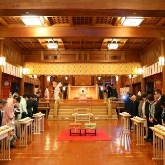GLLARE MARUYAMA(グラーレ マルヤマ):【北海道神宮挙式♪】和婚ダンドリまるわかり&神宮挙式相談会