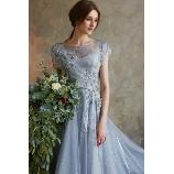 ブライダルハウスTUTU(チュチュ):◆大人花嫁に人気なグレードレス(グレイル)