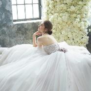 ドレス:ブライダルハウスTUTU(チュチュ)