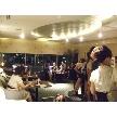 Restaurant Lounge アンクルハット:歓談中