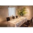 Restaurant Lounge アンクルハット:個室で、ウエディング会食