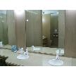 Restaurant Lounge アンクルハット:お手洗い内にあるパウダールーム1