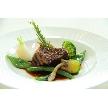 Restaurant Lounge アンクルハット:着席コースお肉料理イメージ