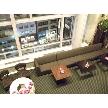 Restaurant Lounge アンクルハット:吹き抜けスペース