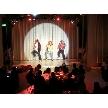 Casa Noble OSEIRYU:音響照明充実のステージでは余興が一段と盛り上がります!
