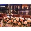 ANTHEMBLE by My Humble House:披露宴のお花をお持込いただけます。