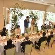 ホテル・フロラシオン那須:【笑顔に包まれて!】少人数婚相談会+黒毛和牛料理+ギフト券付
