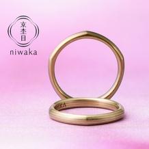 ルイ ビジュー:<< 京杢目 >> 日本の伝統技法をもとにしたリング ~ ひなた ~