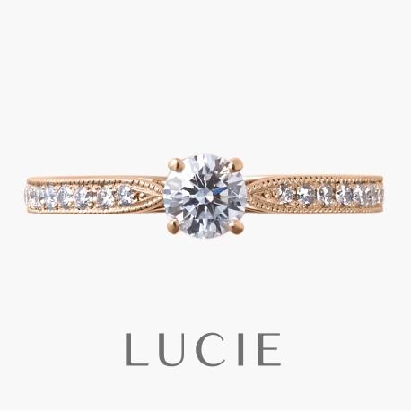 ルイ ビジュー:<< LUCIE >> ~ Parfum(薔薇の香り)~