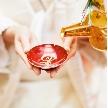 日本の文化を感じる和スタイルの結婚式をご希望ならこのフェアへ。本格的な神社婚は古くから高松を見守ってくれている氏神様「石清尾八幡宮」での挙式が叶います。趣ある旅館だからこそ、和が似合う結婚式を。