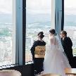 ホテル日航金沢:スイーツ付!天空フロア×チャペル&会場VR体験