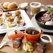 SHOHAKUEN HOTEL(松柏園ホテル):【AM試着可】人気メニュー「贅沢!食べ比べ」フェア