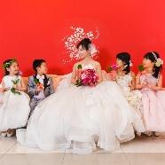 モーリアクラシック久留米迎賓館:☆ドレス見学×ヘアセット体験☆館内サロンで300着のドレス見学