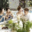 初めて式場見学に参加する方も安心!結婚式に関するあれこれを同年代のスタッフが一からご説明!絶品料理を試食して、ゲストへ直接届けるおもてなしも無料体験できますよ。みんなに喜ばれる1日をイメージしてみて!