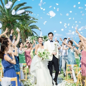 THE LUIGANS Spa & Resort(ザ・ルイガンズ. スパ & リゾート):残3組【プレ花嫁絶賛!】憧れのドレスで花嫁体験×豪華試食