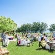 THE LUIGANS Spa & Resort(ザ・ルイガンズ. スパ & リゾート):【オシャレウェディング】憧れのガーデンパーティ×豪華6品試食