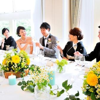 レンブラントホテル海老名:【6名様からOK!】家族婚・少人数ウエディング!
