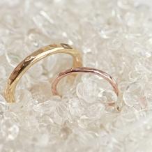 aisorashi_【手作り指輪専門店】K18ゴールドリング