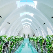 プレミアホテル-TSUBAKI-札幌:【特典あり♪】自然光溢れるチャペル×館内ご案内フェア